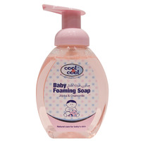 Cool & Cool Jojoba & Chamomile Baby Foaming Soap 350ml