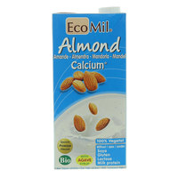 Eco Mil Calcium Almond Drink 1L