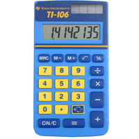 Texas Ti-106 Calculator