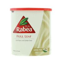 Rabea Tea Full Leaf Full Flavor and Golden Color Loose Tea 400g