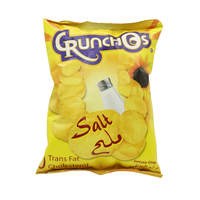 Crunchos Salt Potato Chips 40g
