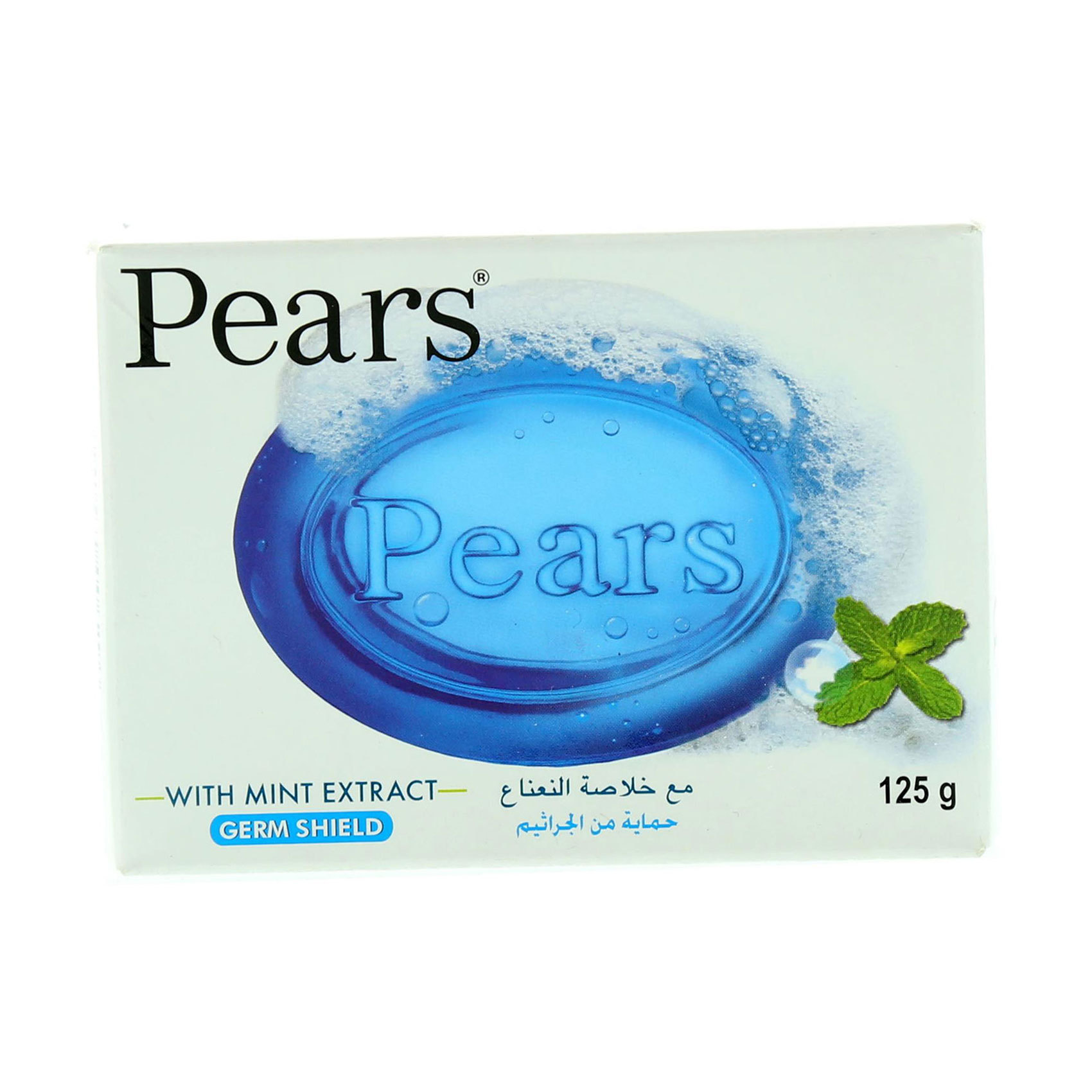 PEARS SOAP GERM SHIELD 125GM
