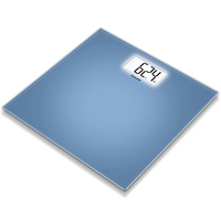 Beurer Digital Glass Scale GS208 Blue