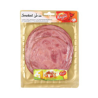 Khazan Beef Smoked Slices 250g