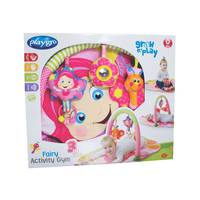 Playgro Fairy Gym Play Mat, Pink