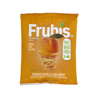Natural Frubis Peach Snack 20g