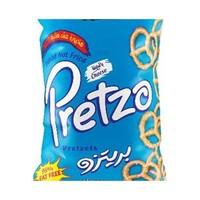 Kemet PRetzo Cheese Crackers 25GR
