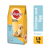 Pedigree Puppy Chicken 1.5KG + Rodeo