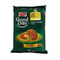 Britannia Good Day Pista-Almond Cookies 90g x8