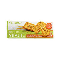 Carrefour Cookies Sesame 200GR