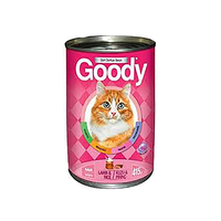 Goody Cat Canned Food With Lamb & Rice 415GR