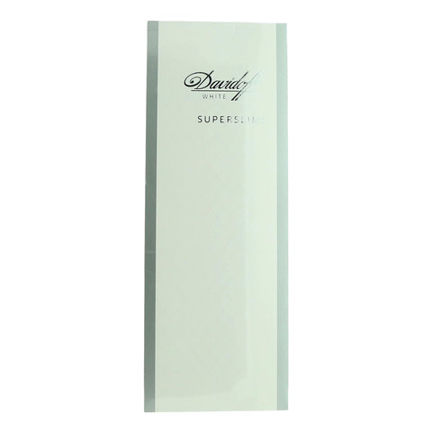 Davidoff-White-Super-Slims-200/20-Cigarettes(Forbidden-Under-18-Years-Old)