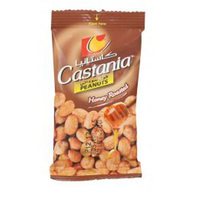 Castania Peanuts Honey Roasted 20g
