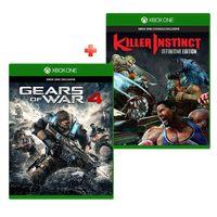 Microsoft Xbox One Gears Of War 4+Killer Instinct Definitive Edition