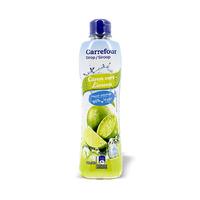 Carrefour Citron Vert Limoen Syrup 75CL