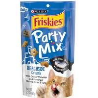 Purina Friskies Party Mix Cat Treats Beachside Crunch 60g