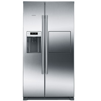 Siemens 608 Liters Side by Side Fridge KA90GAI20N