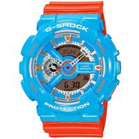 Casio G-Shock Men's Analog/Digital Watch GA-110NC-2A