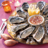 Oysters Fines De Claire Geay Box N4x12