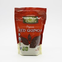 Earthly Choice Red Quinoa 340 g