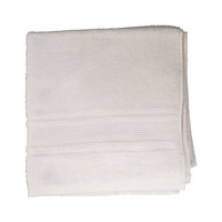 كنزي منشفة إستحمام قياس 70x140 سم لون أُفوايت