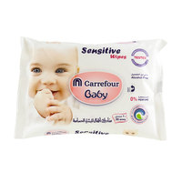 Carrefour Baby Sensitive Wipes 20 Wipes