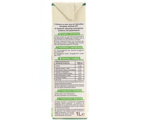 Carrefour-Bio-Organic-Soy-Drink-1L