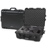 Nanuk Action camera Case 945 with Cubed Foam Black