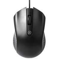 Xcell Mouse Wired M100W Grey