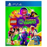 Sony PS4 Lego DC Super Villains