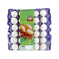 Carrefour Eggs White Extra Large x30