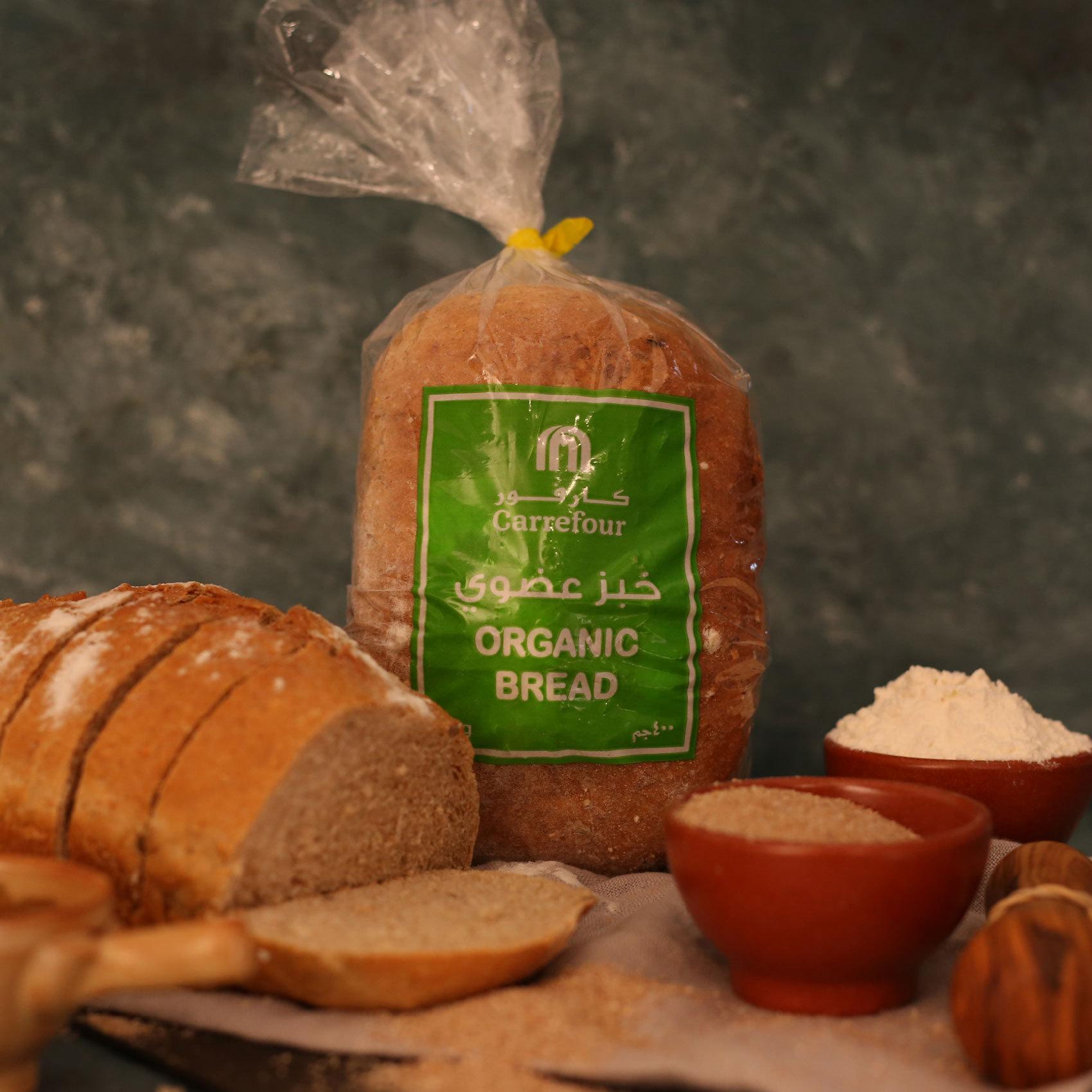 Organic Bread 400g