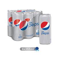 Pepsi Diet 6 x 330 ml