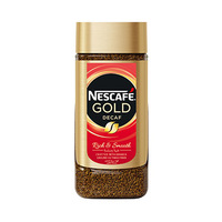 Nescafe Gold Decaffeinated Jar Ergos 100GR