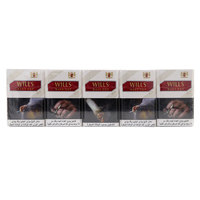 Wills Navy Cut Cigarettes Red 20'sx10 Packs