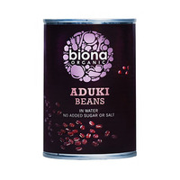 Biona Adzuki Beans 400GR