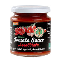 Organic Larder Tomato Sauce Arrabbiata 300g