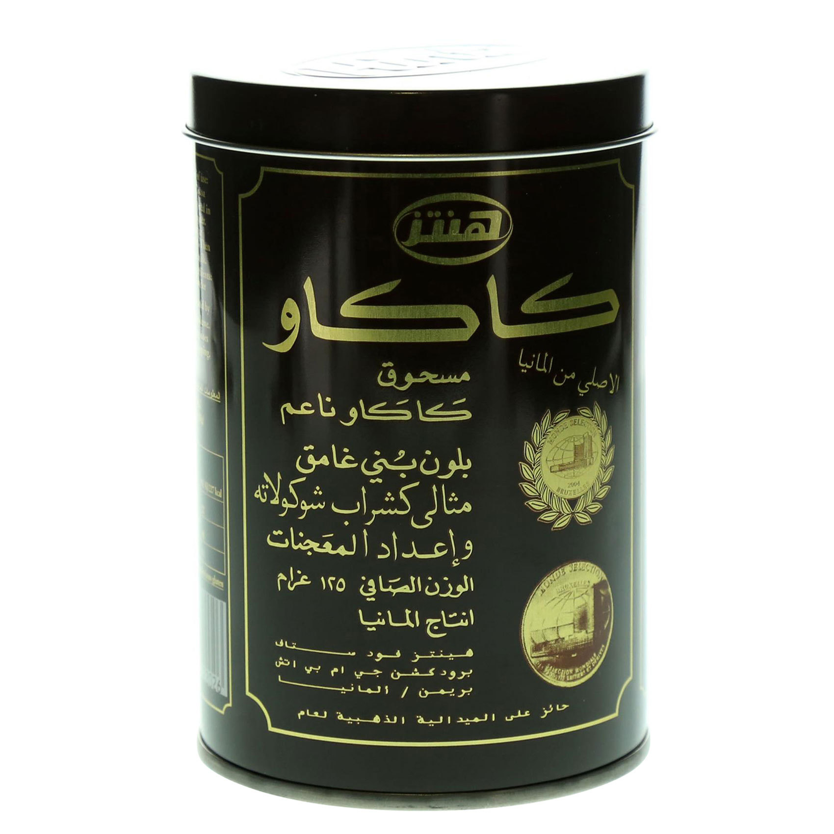 HINTZ COCOA POWDER 125GR