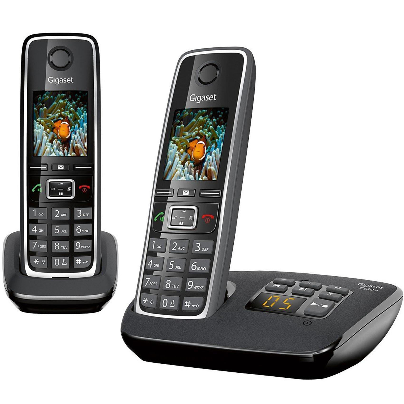 GIGASET C530ADUO DECT PHONE