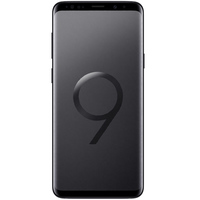 Samsung Smartphone Galaxy S9 Plus 128GB Dual Sim 4G Black