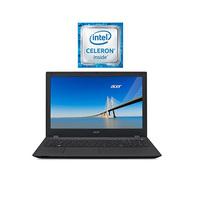 """Acer Notebook EX2519C2MH 15.6"""" DOS Black"""