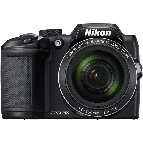 NIKON CMR B500 BK+8GB+BAT CHG+CS