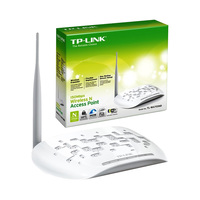 TP-LINK Access Point Wireless Tl-WA701ND 150 Mbps White