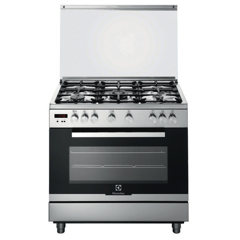 Electrolux-90X60-Cm-Gas-Cooker-EKG-941-AAOX-5Burners