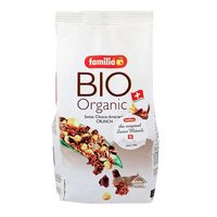 Familia Bio Organic Swiss Choco Amaranth Crunch Cereal 375g