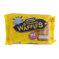 Mcvities 8 Toasting Waffles 200g