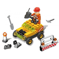 BanBao - Engineer - Construction Set 48 Pcs