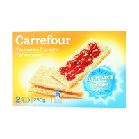 Carrefour Roasted Toast 250g