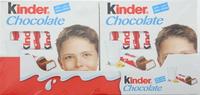 Kinder Chocolate 50g x20