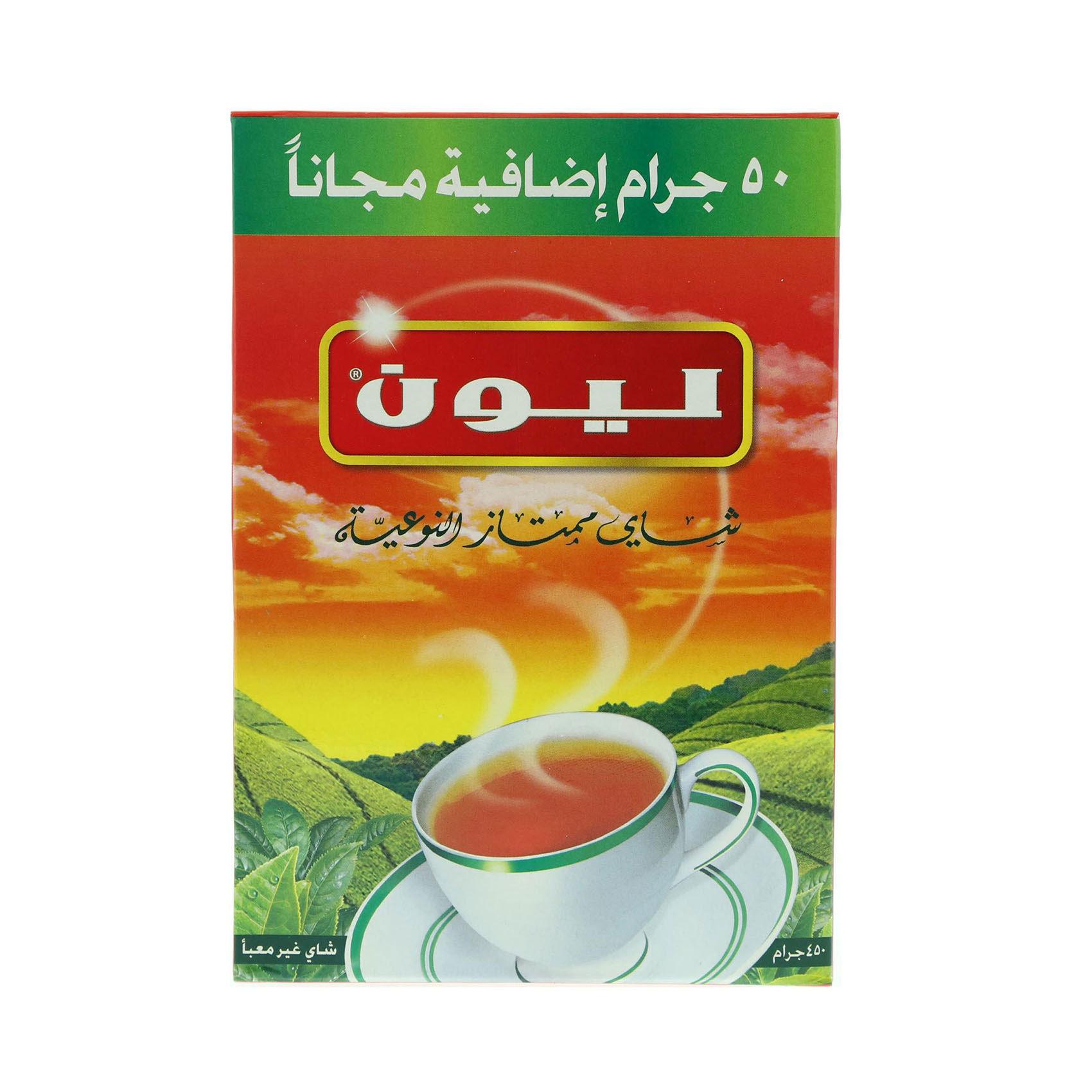 LEONE TEA FINEST INDIAN 450GR